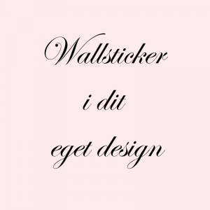 wallsticker-eget-design